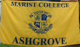 School flag - Marist College Ashgrove